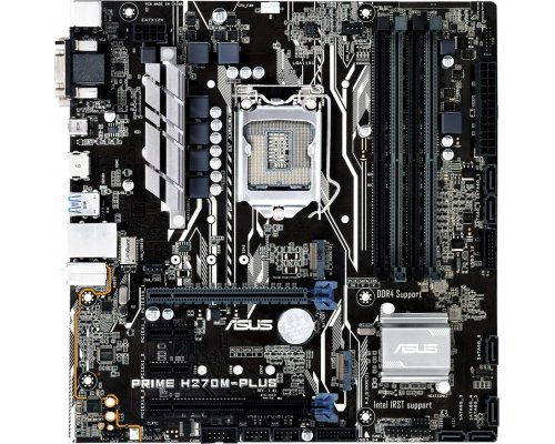 PLACA BASE s1151 ASUS PRIME H270M-PLUS mATX