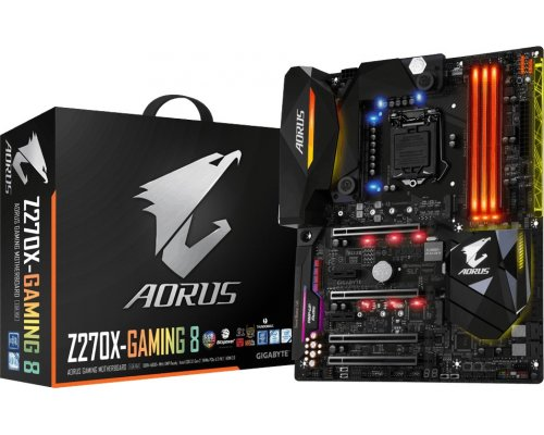 PLACA BASE s1151 GIGABYTE Z270X-GAMING 8
