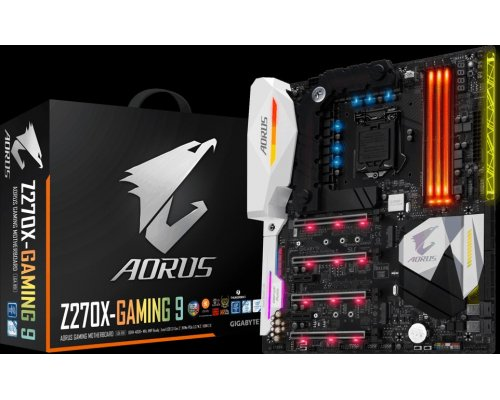 PLACA BASE s1151 GIGABYTE Z270X-GAMING 9