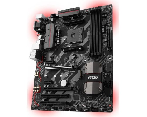 PLACA BASE AM4 MSI B350 TOMAHAWK
