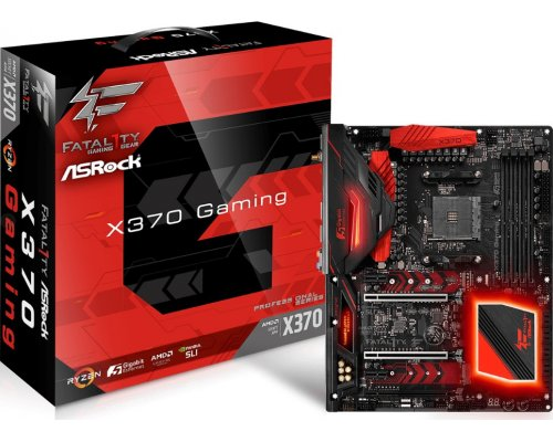 PLACA BASE AM4 ASROCK FATAL1TY X370 PROFESSIONAL GAMING