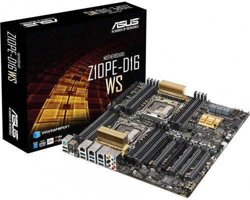 PLACA BASE s2011-3 ASUS Z10PE-D16 WS