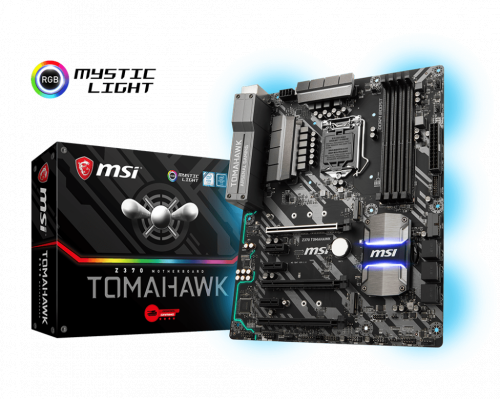 PLACA BASE s1151-V2 MSI Z370 TOMAHAWK