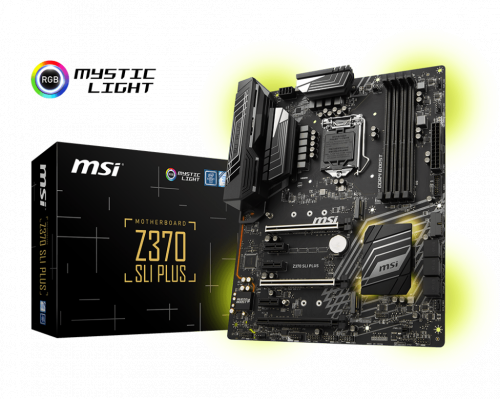 PLACA BASE s1151-V2 MSI Z370 SLI PLUS