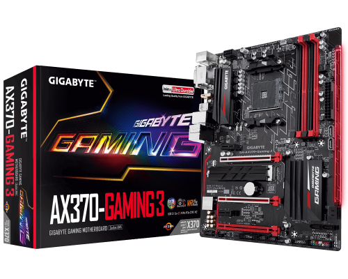 PLACA BASE AM4 GIGABYTE AORUS AX370-GAMING 3