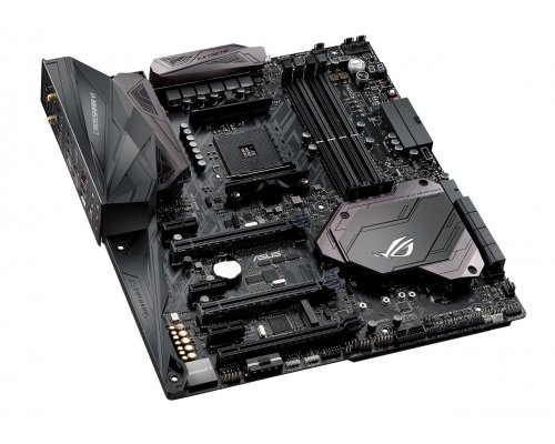 PLACA BASE AM4 ASUS ROG CROSSHAIR VI EXTREME