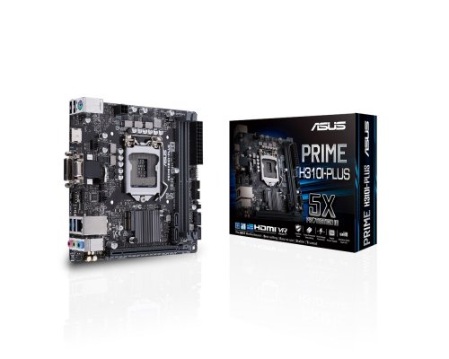 PLACA BASE s1151-V2 ASUS PRIME H310I-PLUS mITX