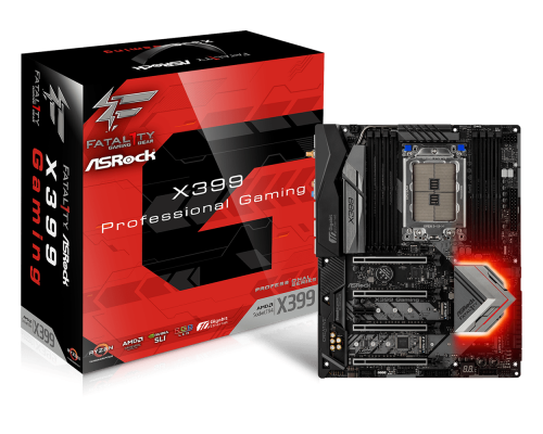 PLACA BASE TR4 ASROCK FATAL1TY X399 PROFESSIONAL GAMING