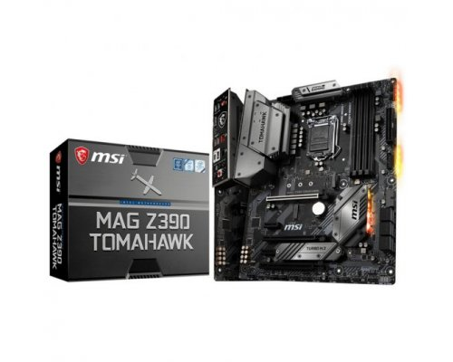 PLACA BASE s1151-V2 MSI MAG Z390 TOMAHAWK