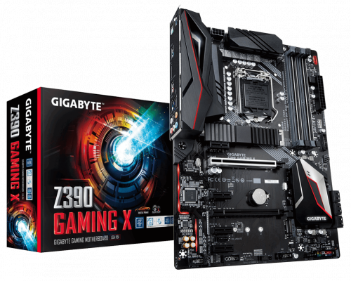PLACA BASE s1151-V2 GIGABYTE Z390 GAMING X