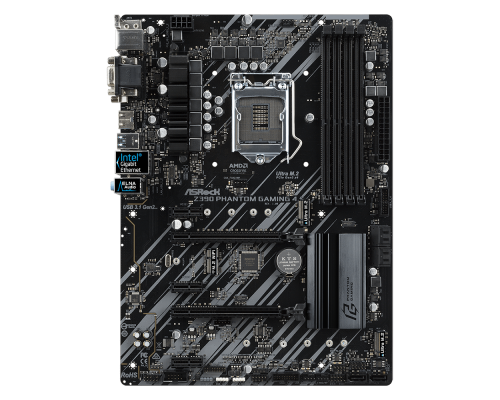 PLACA BASE s1151-V2 ASROCK Z390 PHANTOM GAMING 4