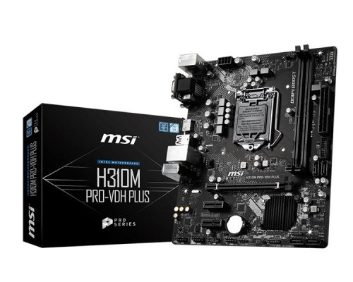 PLACA BASE H310M PRO-VDH PLUS MSI