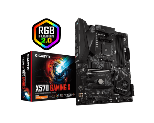 PLACA BASE AM4 GIGABYTE X570 GAMING X