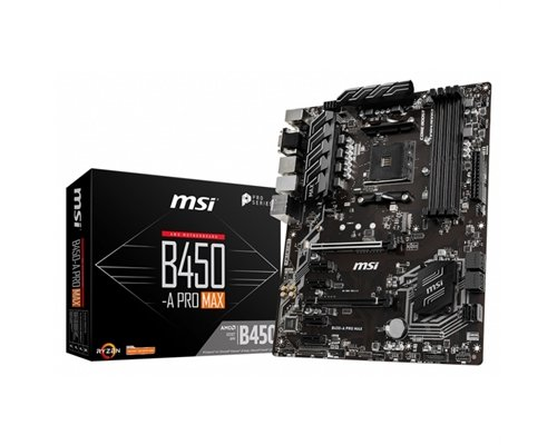 PLACA BASE AM4 MSI B450-A PRO MAX