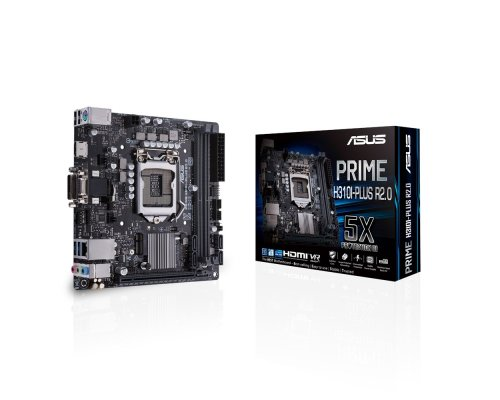 PLACA BASE s1151-V2 ASUS PRIME H310I-PLUS R2.0 mITX