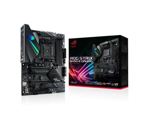 PLACA BASE AM4 ASUS ROG STRIX B450-E GAMING