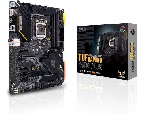PLACA BASE s1200 ASUS TUF GAMING Z490-PLUS