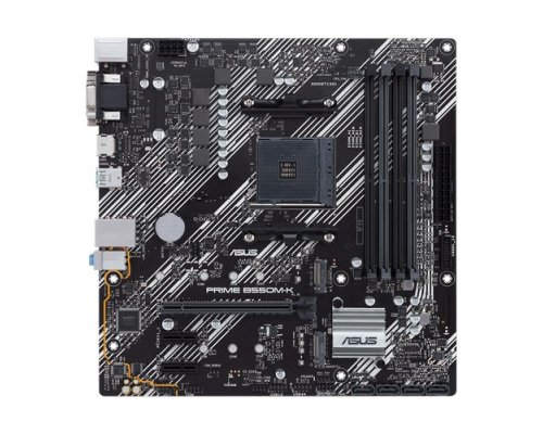 PLACA BASE AM4 ASUS PRIME B550M-K mATX