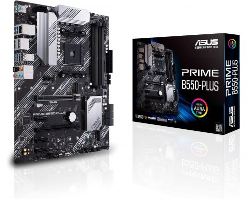 PLACA BASE AM4 ASUS PRIME B550-PLUS