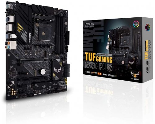 PLACA BASE AM4 ASUS TUF GAMING B550-PLUS