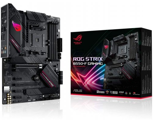 PLACA BASE AM4 ASUS ROG STRIX B550-F GAMING