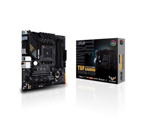 PLACA BASE AM4 ASUS TUF GAMING B550M-PLUS mATX