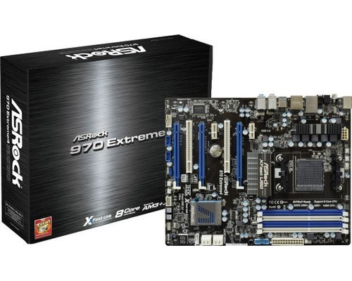 PLACA BASE AM3+ ASROCK 970 EXTREME 4