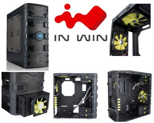 CAJA mATX INWIN DRAGON SLAYER