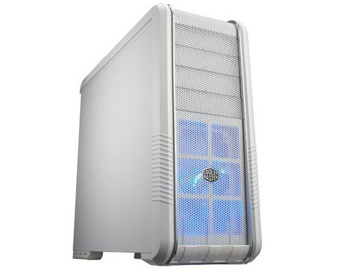 CAJA ATX COOLERMASTER RC-690 II ADVANCED WHITE