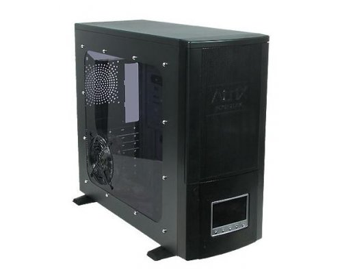 CAJA ATX POWERLOGIC ATRIX 5500 2 X USB 2.0 120 MM CON LCD Y