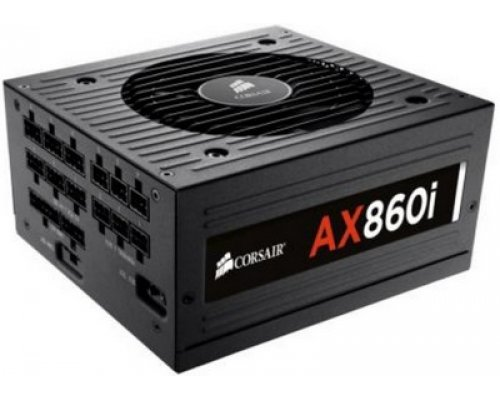 FUENTE 860W CORSAIR AX860i 80PLUS PLATINUM
