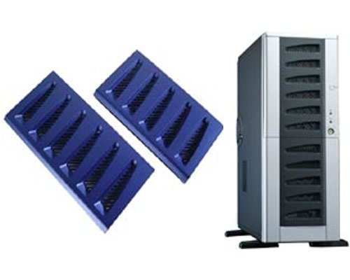 FRONTAL CHIEFTEC BX TIPO 3 NEGRO