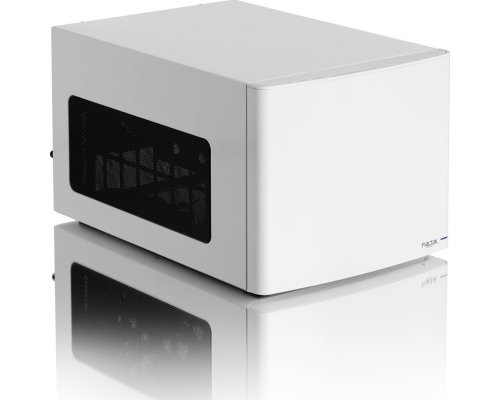 CAJA mITX FRACTALDESIGN NODE 304 WHITE