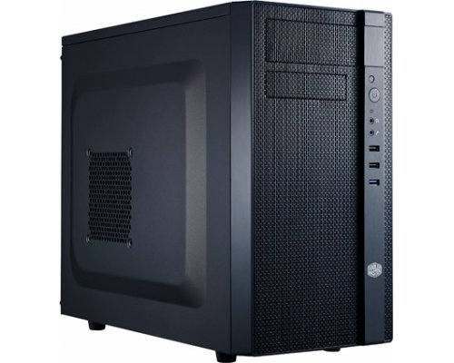 CAJA mATX COOLERMASTER N200 MIDNIGHT BLACK