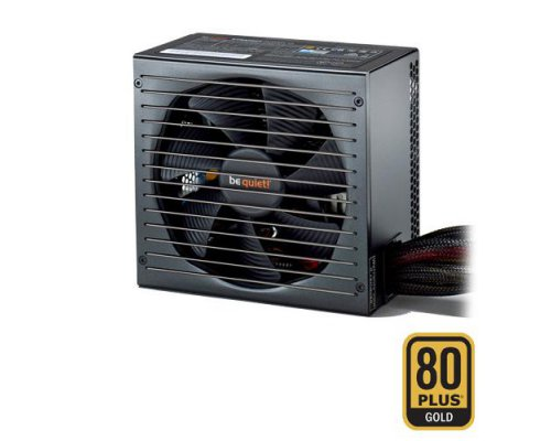 FUENTE 500W BEQUIET STRAIGHT POWER E10-500W 80+GOLD