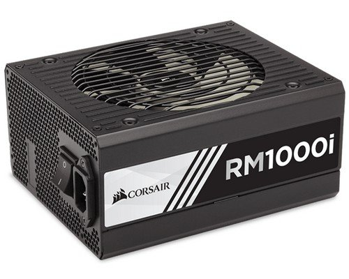FUENTE 1000W CORSAIR RM1000i 80PLUS GOLD MODULAR
