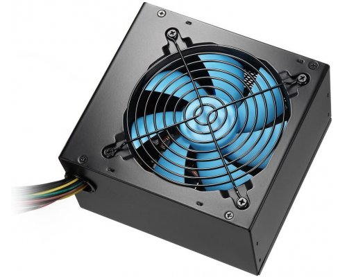 FUENTE 600W COOLBOX POWERLINE BLACK
