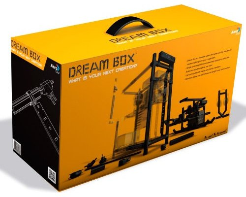 CAJA MODULAR AEROCOOL DREAMBOX DIY