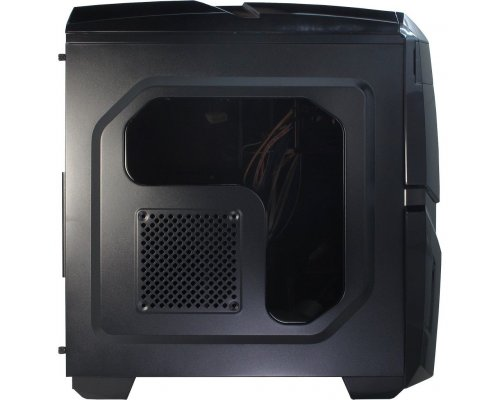 CAJA ATX INTER-TECH Q2 GAMING ILUMINATOR USB3.0 WINDOW RED