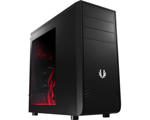 CAJA ATX BITFENIX COMRADE BLACK WINDOW