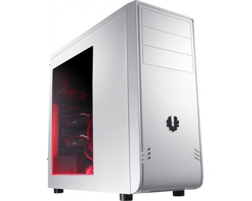 CAJA ATX BITFENIX COMRADE WHITE WINDOW