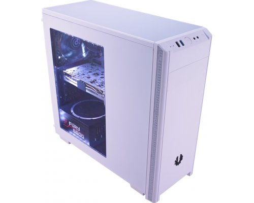 CAJA ATX BITFENIX WHITE WINDOW