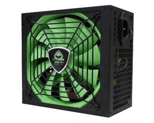 FUENTE 700W KEEP OUT FX750B GAMING 14CM PFC. ACTIVO