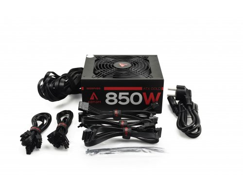 FUENTE 850W ABYSM GAMING MORPHEO 80+GOLD