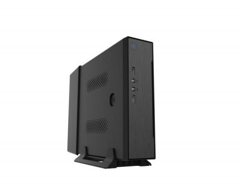 CAJA MINI ITX IPC-2 BLACK COOLBOX