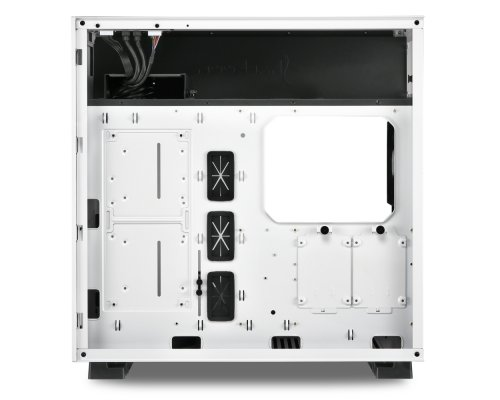 CAJA ATX SHARKOON PURE STEEL WHITE