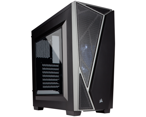CAJA ATX CORSAIR CARBIDE SPEC-04 BLACK/GREY