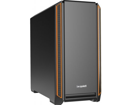 CAJA E-ATX BEQUIET SILENT BASE 601 BLACK/ORANGE
