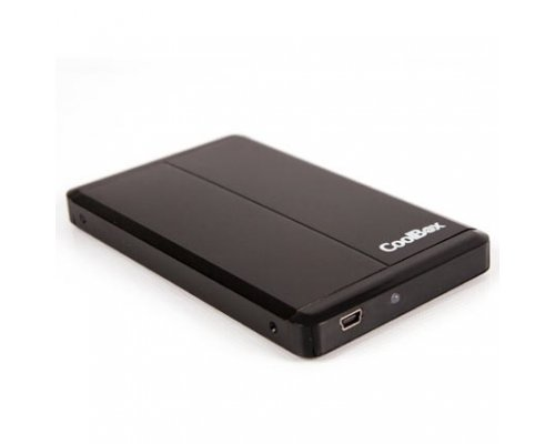 "CAJA HD SATA 2.5"" COOLBOX SLIMCHASE 2502 USB2.0"