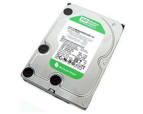 HD SATA3 2TB WESTERN DIGITAL CAVIAR GREEN 64MB WD20EURX
